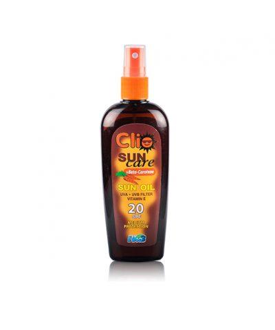 Clio Sun Oil SPF20