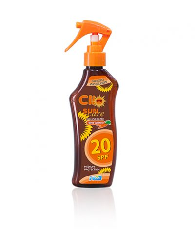 Clio Sun Oil Spray SPF20 200ml