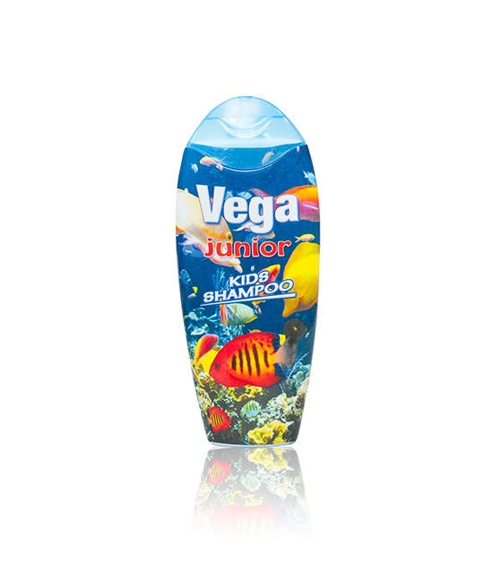 Vega Junior Kids Shampoo3 250ml