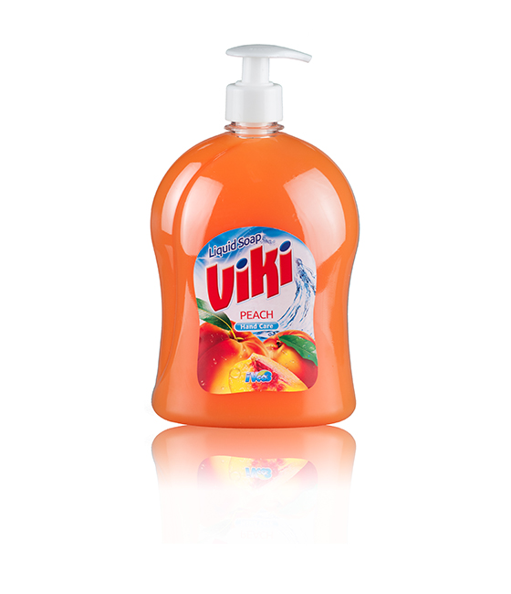 Viki Fresh Liquid Soap Peach 1L