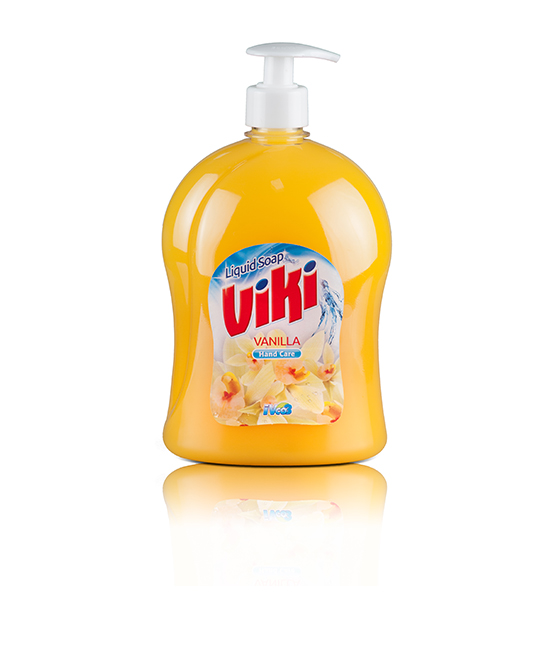 Viki Nature Liquid Soap Vanilla 1L